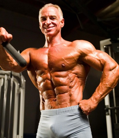 Dave Goodin Age 50 One Of The Best Natural Bodybuilders